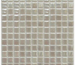 Aussietecture Ibiza swimming pool mosaic, cream colour glass mosaic for pool tiling