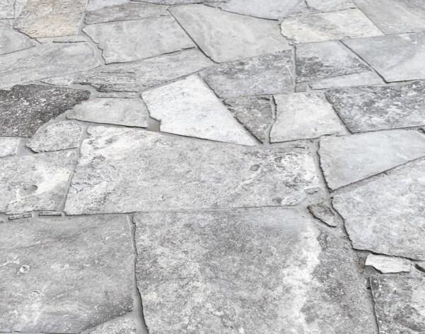 Crazy paving Silverton Travertine