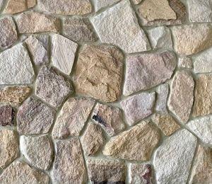 Ranch irregular sandstone cladding