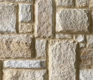 Rustic sandstone walling - Australian sandstone cladding