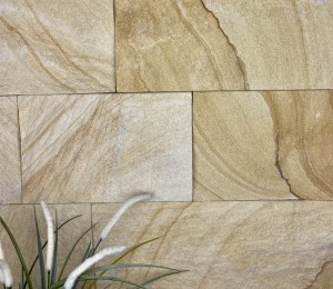 Kirra banded sandstone cladding