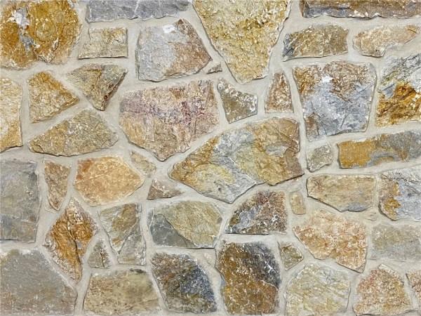 Laverton irregular limestone cladding
