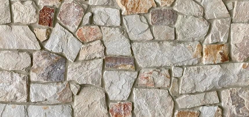 Burnie irregular cladding stone showroom picture