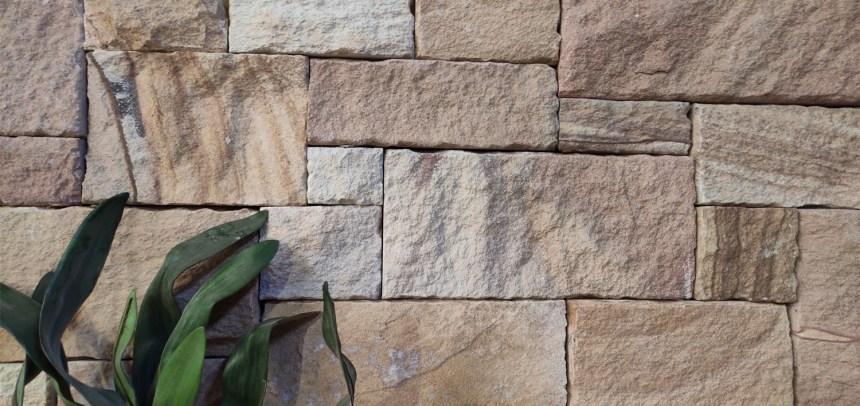 Colonial ranch Australian sandstone