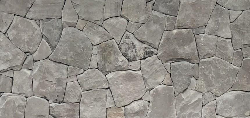 Orford grey sandstone irregular wall cladding sales promotion