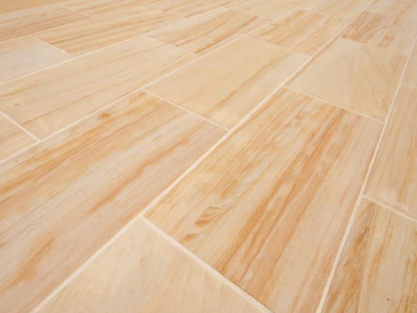 teakwood sandstone honed tile and paver