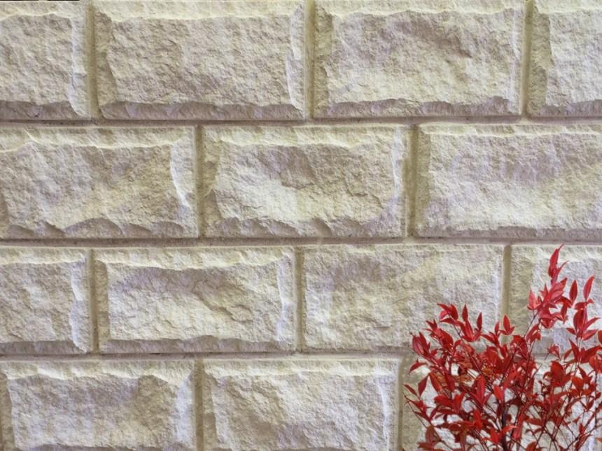 Rockface white sandstone