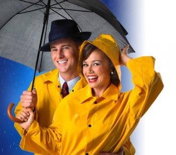 Singin' In The Rain - Rohan Browne and Alinta Chidzey