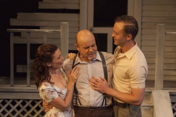 Meredith Penman, Marshall Napier and Andrew Henry. Image by Brett Boardman.