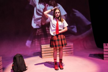 Kate Cheel as Jesikah. Photo by Sia Duff