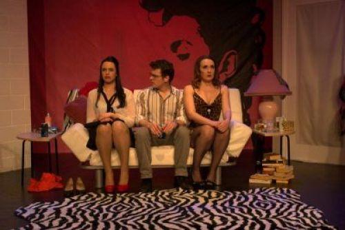 Spike heels theresa rebeck