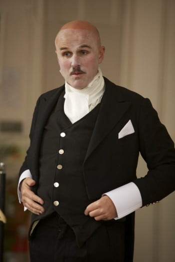 Tim Crouch in I, Malvolio