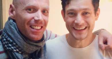 Rob Mills and John O'Hara
