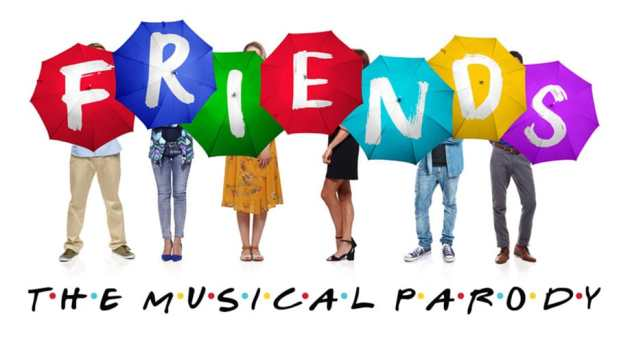 Friends! The Musical Parody is coming to Australia