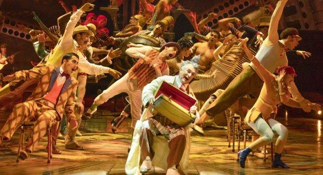 Cirque du Soleil files for bankruptcy amid pandemic crisis