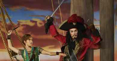 PETER PAN LIVE is the next instalment in Andrew Lloyd Webber's series The Show Must Go On