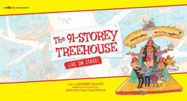 The 91-STOREY TREEHOUSE is heading to Adelaide