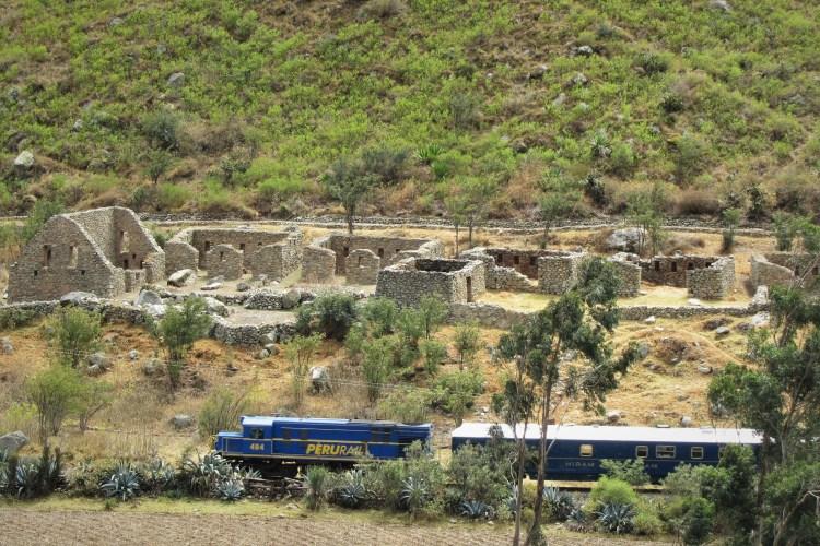 Camino Inca day 1