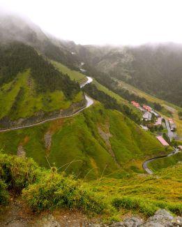 Die höchstgelegene Straße Taiwans