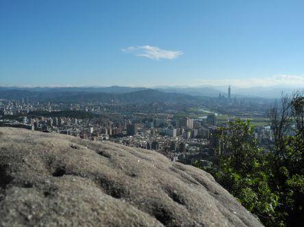Auf dem Jinmian Berg