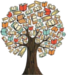 book-tree-icon