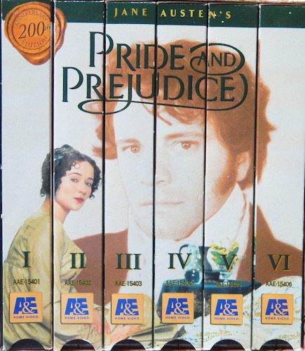 Pride and Prejudice 1995 Trivia Challenge