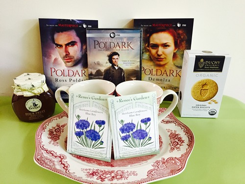 Poldark Blog Tour Giveaway Updated x 500