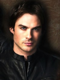 Totally pictured Blake as Damon Salvatore in my head - a bad boy, reckless and irresponsible, but also one who feels deeply and hides his true self from others. ;)