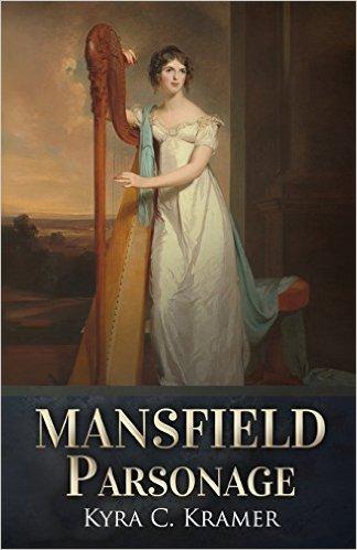 Mansfield Parsonage by Kyra C. Kramer