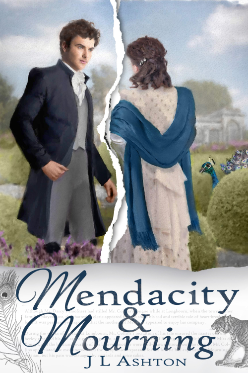 Mendacity and Mourning by J. L. Ashton