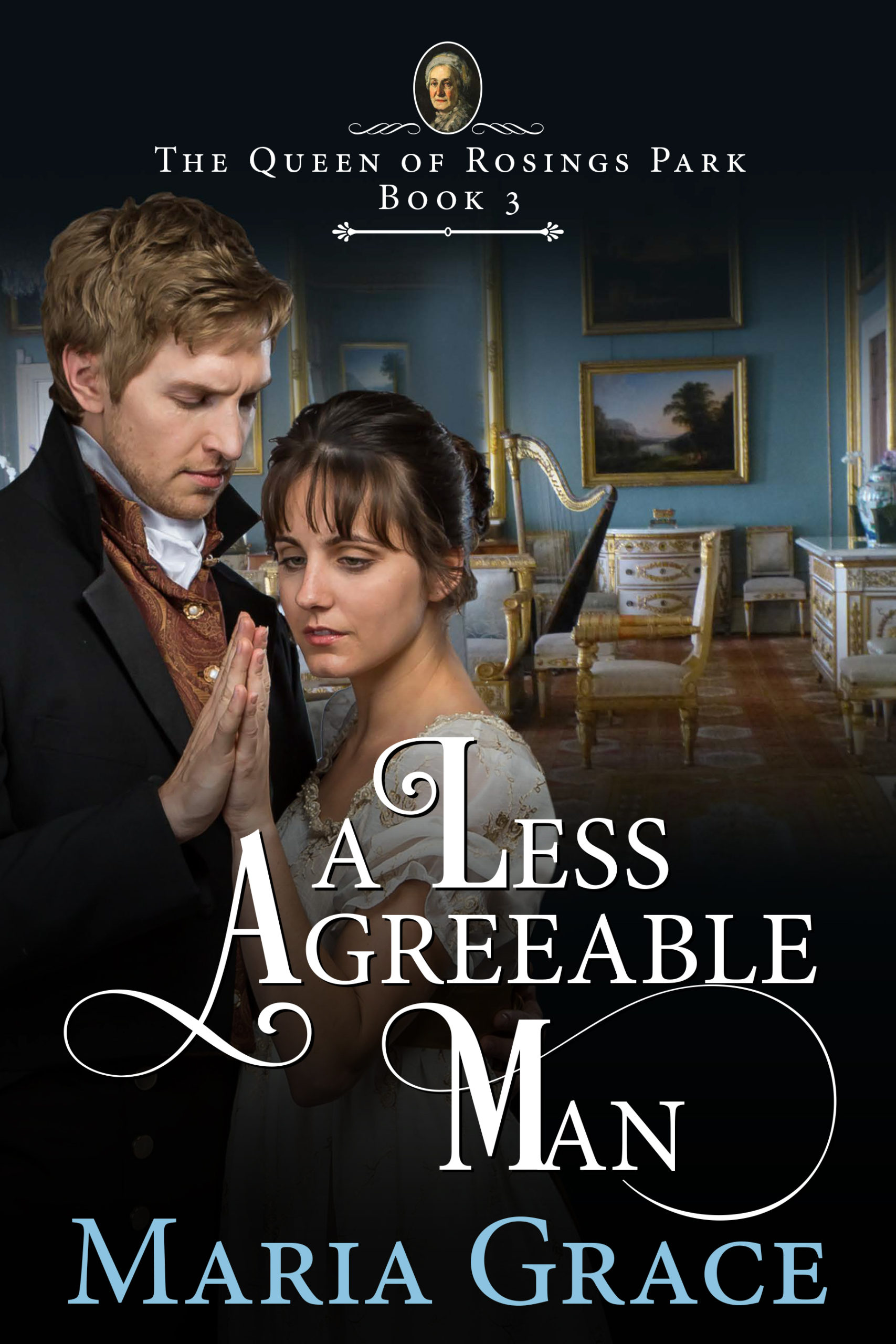 A Less Agreeable by Maria Grace