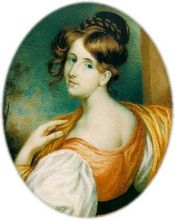 Image of portrait of Elizabeth Gaskell, (1832)