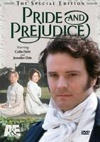 Pride and Prejudice (1995) DVD cover