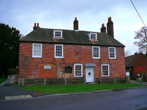 chawton cottage ext