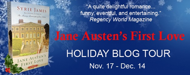 Jane Austens First Love Holiday Blog Tour Excerpt Fabulous