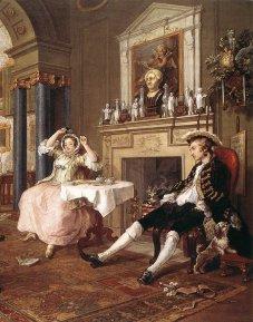 Antony's Wedding Night
