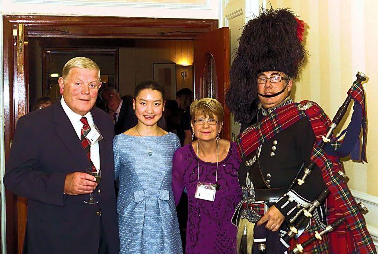 Scotland conference patrick dinner