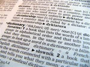 dictionary-page