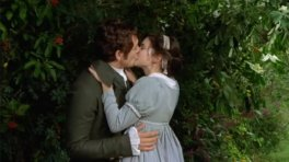 northanger abbey kiss