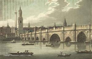 London Bridge 1795