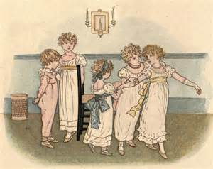 Regency children 3