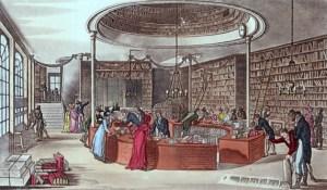 A circulating library