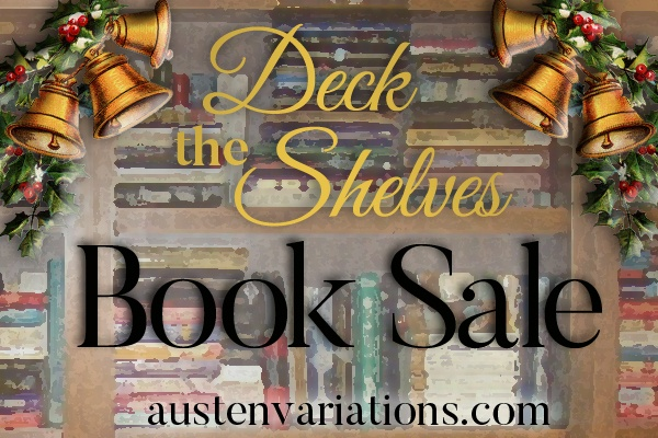 2020 Deck the Shelves in the Closet Book Sale
