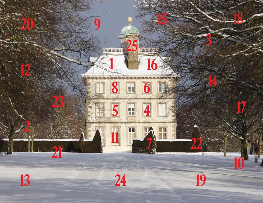 Advent Day 1 – Puzzles, Puzzles Everywhere!