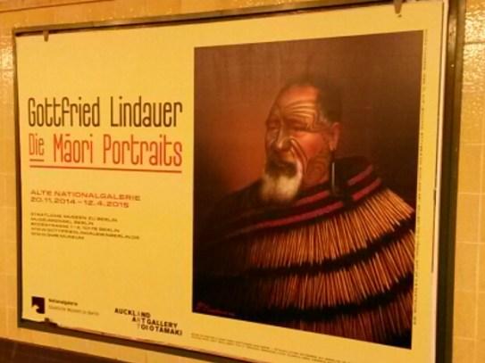 Plakatparade U-Bahn