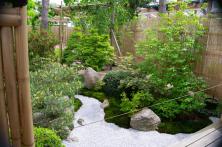 Kleiner Vorgartengarten