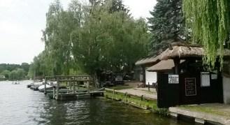Fischerdorf Rahnsdorf (hier Fischer Thamm)