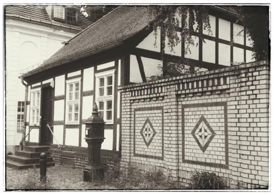 Haus im Gebiet Behnitz (uff alt gemacht ;-)