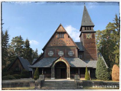 Südwestkirchhof - Friedhofskapelle