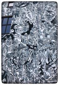 Mural Festival Berlin - Holzmarkt 25